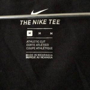 aca01767a Nike Tops | Womens Blackorange Short Sleeve Tee Nwt | Poshmark